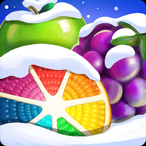 Swap fruit to serve thirsty customers in this match 3 puzzle game! APK Icon