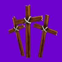 Three Wooden Cross