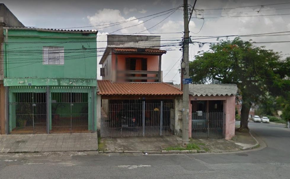 Sobrado à Venda - Jardim Santa Clara