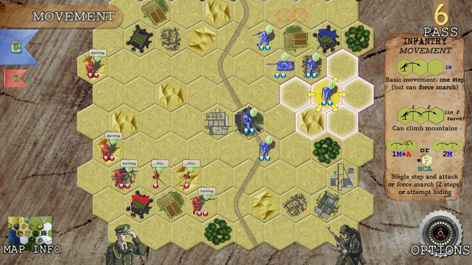 Retaliation Enemy Mine Screenshot 2