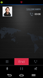 OneSuite Cheap Calls Worldwide - screenshot