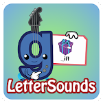 Phonics-Letter Sound flashcards Icon