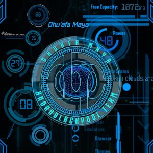 Protozova klwp theme For PC