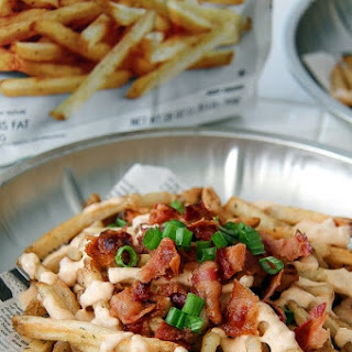Bacon Cheese Fries Sauce Recipes