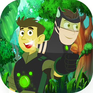 Wild Jungle Kratts Adventures world For PC