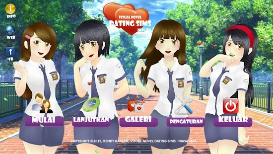 Dating sims for android