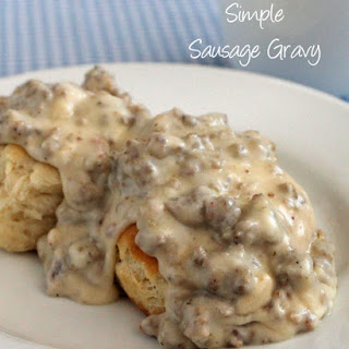 Low Calorie Gravy And Biscuits Recipes
