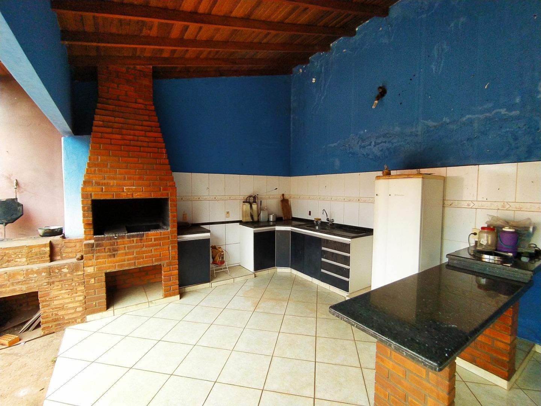 Churrasqueira/Cozinha