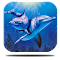 River Dolphin Live Wallpaper 3.0 Apk