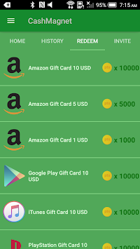 CashMagnet - Earn Money & Gift Card APK screenshot thumbnail 3