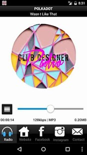 Radio Club Designer - screenshot