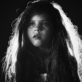 by Lucia STA - Black & White Portraits & People