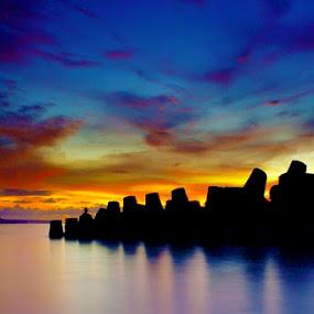 by Agus Devayana - Landscapes Sunsets & Sunrises