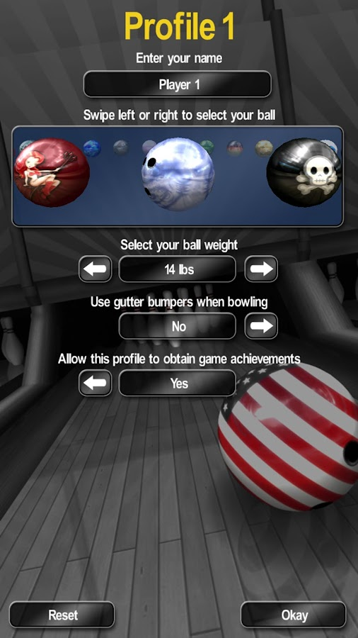 My Bowling 3D Screenshot 2