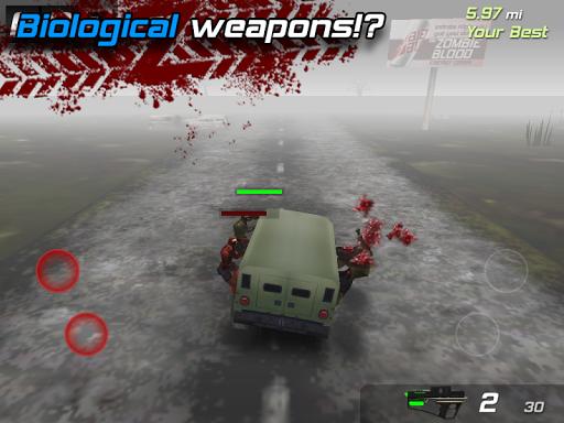 Zombie Highway screenshot 9