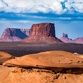 by Steven Aicinena - Landscapes Deserts