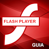 Flash Player For Android Guide Tips Icon