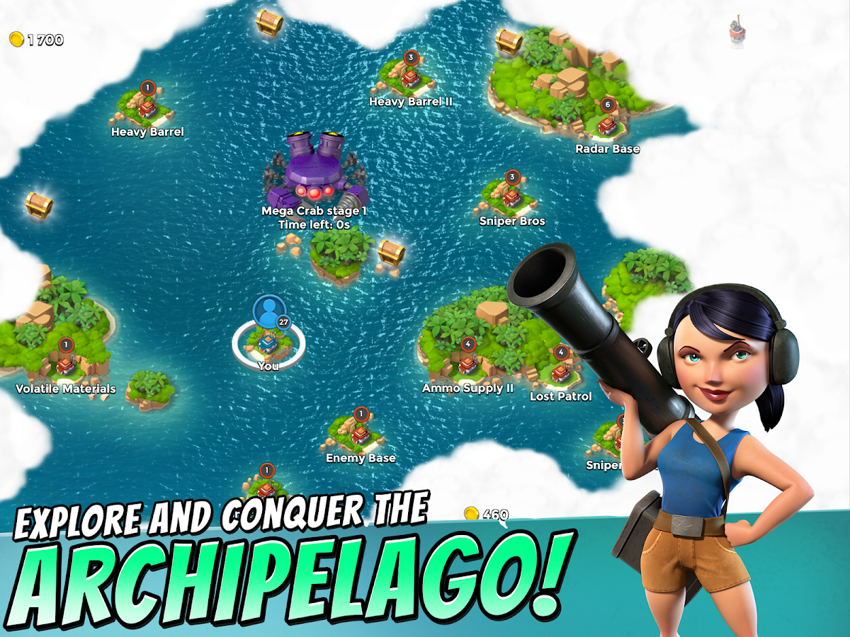 Boom Beach Screenshot 13