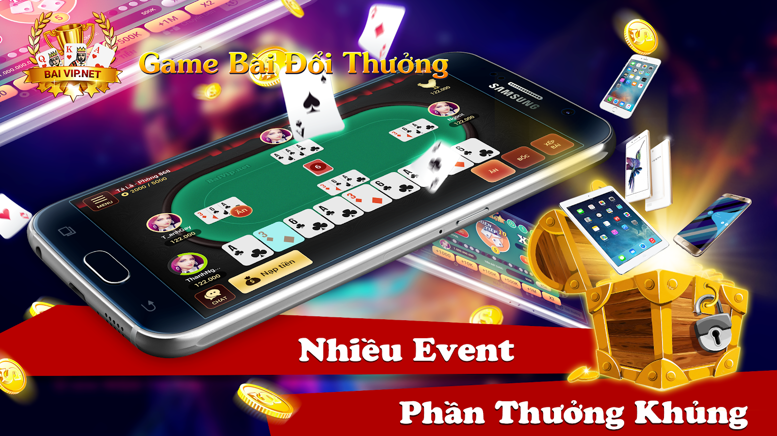 Game Bài Vip Online Screenshot 9
