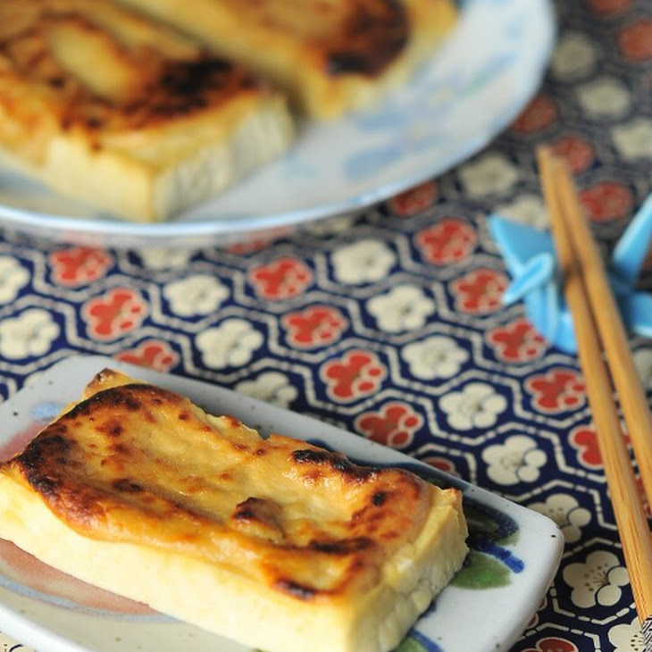 Tofu Dengaku - Grilled Miso Tofu Recipe | Yummly