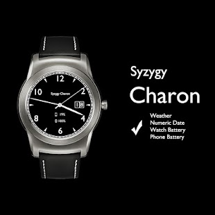 Charon Watch Face - screenshot