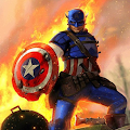 App Captain America Live Wallpaper apk for kindle fire