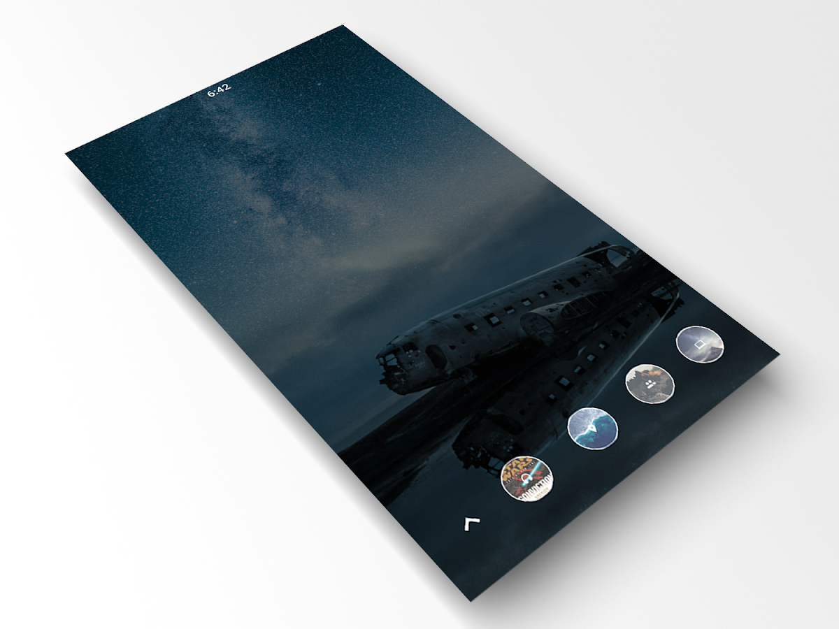 Autonomous for KLWP Screenshot 7