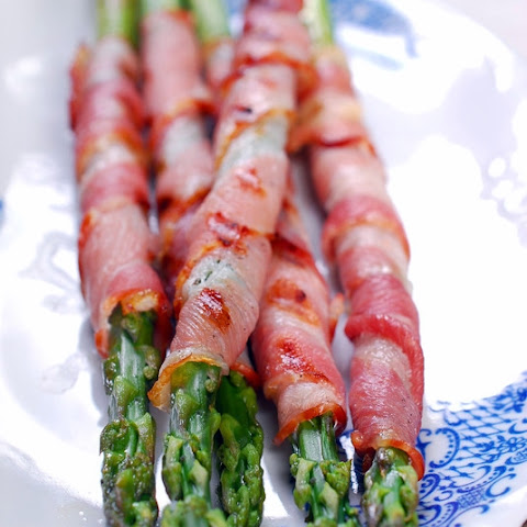 Bacon Grilled Asparagus
