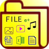 Download File Manager e+ APK for Android Kitkat