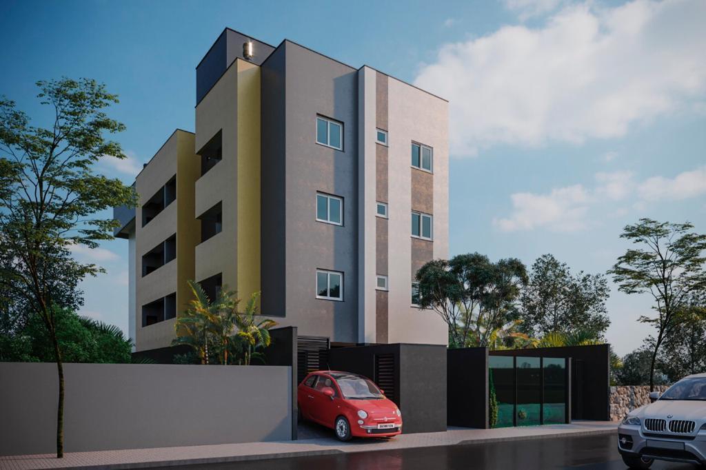 Apartamento com 2 dormitórios à venda, 54 m² por R$ 175.000 - Costa e Silva - Joinville/SC