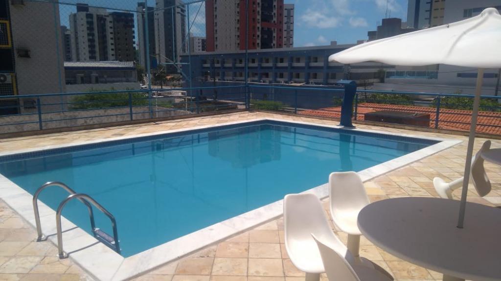 Apartamento com 5 dormitórios à venda, 191 m² por R$ 820.000 - Bessa - João Pessoa/PB