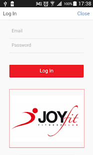 JoyFit - screenshot