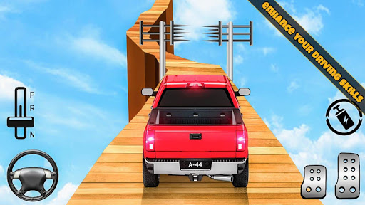Jeep Stunt Tricks Master For PC