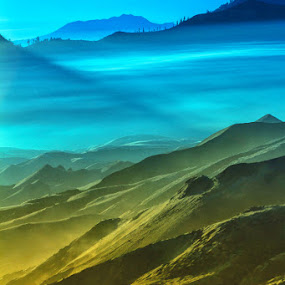 Bromo by Dimas N - Landscapes Mountains & Hills