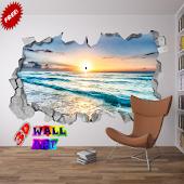 3D wall art APK for Ubuntu