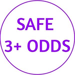 Safe 3+ Odds for PC-Windows 7,8,10 and Mac