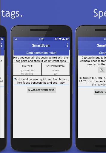 SmartScan- OCR Text Scanner screenshot 4