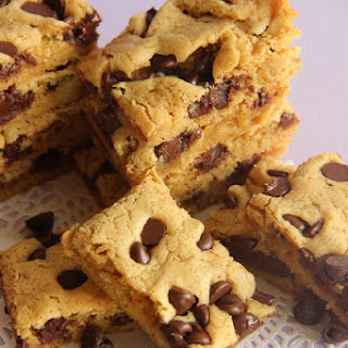 Gooey Brown Sugar Chocolate Chip Bars