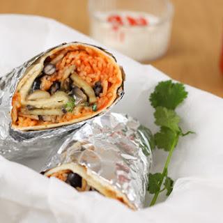 Bean Mushroom Burrito Recipes