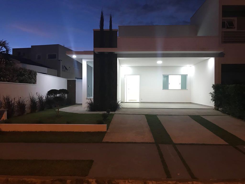 Casa no Green View Residence com 3 dormitórios à venda, 212 m² por R$ 890.000 - Loteamento Green View Village - Indaiatuba/SP