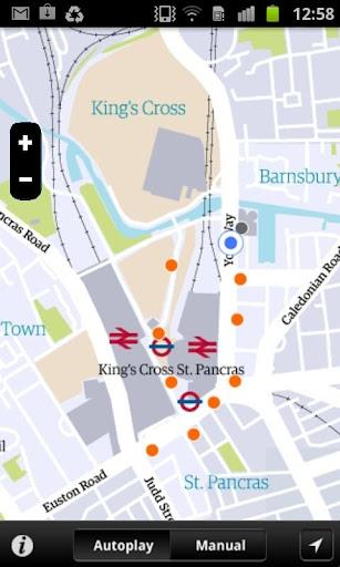 King's Cross Streetstories screenshot 4