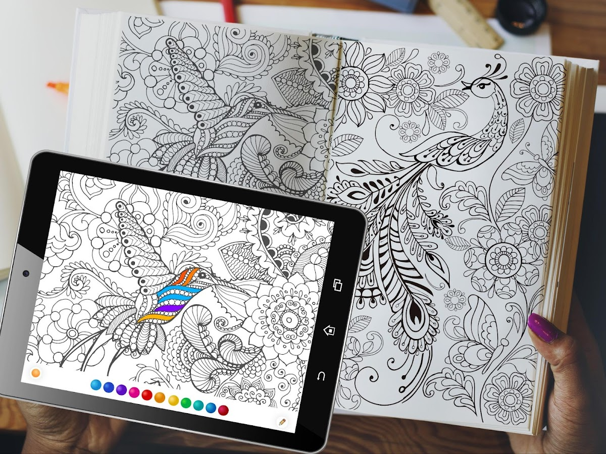 InColor - Coloring Books 2018 Screenshot 8