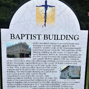 As the twentieth century's second decade was drawing to a close, explosive growth in the churches and the work of the Mississippi Baptist Convention Board led to the 1919 purchase of the Harding ...