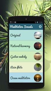Meditation Music- Yoga & Relax - screenshot