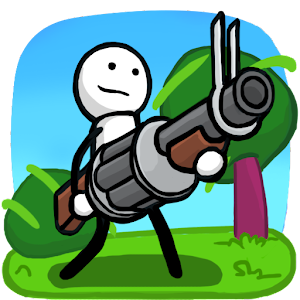 One Gun: Stickman For PC (Windows & MAC)