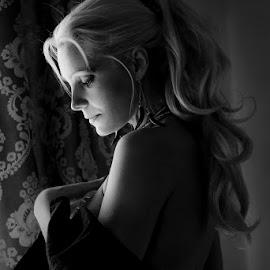 by Giovanni Serrile - People Portraits of Women ( blonde, women )