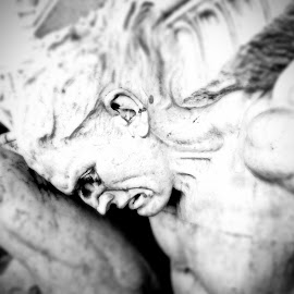Struggle of Mankind by Michael Villecco - Buildings & Architecture Statues & Monuments