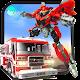 Robot Firefighter Rescue Fire Truck Simulator 2018