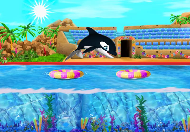 My Dolphin Show Screenshot 2