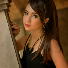 Winny by Agung Hendramawan - People Portraits of Women ( #modelling, #modelphotography, #model )